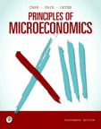 Principles of Microeconomics, 13/e [book cover]