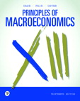 Principles of Macroeconomics, 13/e [book cover]