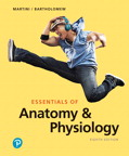 Essentials of Anatomy & Physiology, 8/e [book cover]