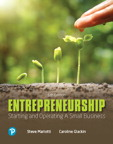 Entrepreneurship: Starting and Operating A Small Business, 5/e [book cover]