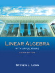Linear Algebra with Applications, 8/e/e