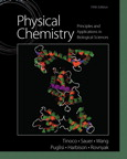 Physical Chemistry: Principles and Applications in Biological Sciences, 5/e [book cover]