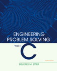Engineering Problem Solving with C, 4/e/e