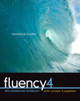 Fluency with Information Technology: Skills, Concepts, and Capabilities, 4/e/e