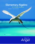 Elementary Algebra Early Graphing for College Students, 3/e [book cover]