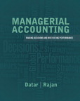 Managerial Accounting: Decision Making and Motivating Performance, 1/e/e