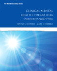 Clinical Mental Health Counseling: Fundamentals of Applied Practice, 1/e/e