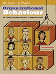 Organizational Behaviour: An Introduction to Your Life in Organizations, Canadian Edition, 1/e [book cover]