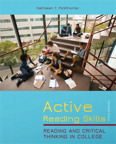 Active Reading Skills: Reading and Critical Thinking in College, 3/e [book cover]