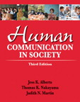 Human Communication in Society, 3/e [book cover]