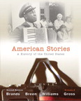 American Stories: A History of the United States, Volume 2, 2/e [book cover]