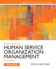 Excellence in Human Service Organization Management, 2/e/e