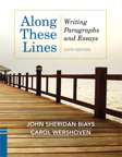 Along These Lines: Writing Paragraphs and Essays, 6/e [book cover]
