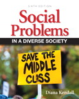 Social Problems in a Diverse Society, 6/e [book cover]