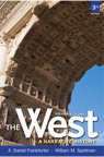 West,The: A Narrative History, Volume One: To 1660, 3/e [book cover]