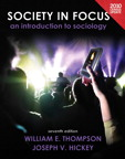 Society in Focus: An Introduction to Sociology, Census Update, 7/e [book cover]