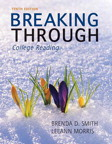 Breaking Through: College Reading, 10/e [book cover]
