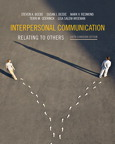 Interpersonal Communication: Relating to Others, Sixth Canadian Edition, 6/e [book cover]