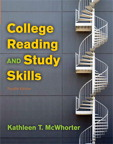 College Reading and Study Skills, 12/e [book cover]
