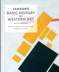 Janson's Basic History of Western Art, 9/e [book cover]
