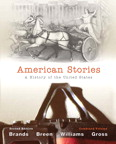American Stories: A History of The United States, Combined Volume, 2/e [book cover]
