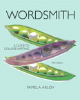 Wordsmith: A Guide to College Writing, 5/e [book cover]