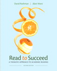 Read to Succeed: A Thematic Approach to Academic Reading, 2/e [book cover]