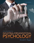 Introduction to Industrial and Organizational Psychology, 6/e/e