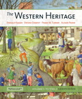 The Western Heritage, Volume 1, 11/e/e