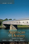 American Destiny: Narrative of a Nation, Volume 1, 4/e [book cover]