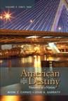 American Destiny: Narrative of a Nation, Volume 2, 4/e [book cover]