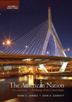 American Nation, The: A History of the United States, Volume 2, 14/e [book cover]