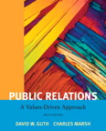 Public Relations: A Value Driven Approach, 5/e [book cover]