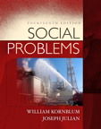 Social Problems, 14/e [book cover]