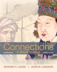 Connections: A World History, Volume 1, 2/e [book cover]