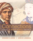 Connections: A World History, Volume 2, 2/e [book cover]