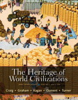 Heritage of World Civilizations, The: Brief Edition, Volume 2, 5/e [book cover]