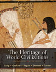 Heritage of World Civilizations, Volume 1, The: Brief Edition, 5/e [book cover]