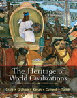 Heritage of World Civilizations, The: Brief Edition, Combined Volume, 5/e [book cover]