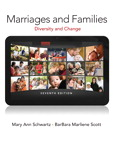 Marriages and Families, 7/e [book cover]