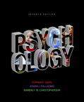 Psychology, 7/e [book cover]