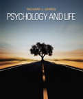 Psychology and Life, 20/e [book cover]