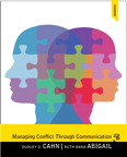 Managing Conflict through Communication, 5/e/e