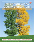 Interpersonal Communication: Relating to Others, 7/e [book cover]
