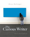 Curious Writer, The: Concise Edition, 4/e [book cover]