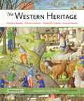 Western Heritage, The, Volume 1, 11/e [book cover]