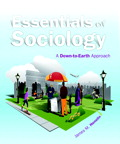 Essentials of Sociology: A Down-to-Earth Approach, 10/e [book cover]