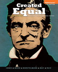 Created Equal: A History of the United States, Volume 1, 4/e [book cover]