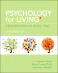 Psychology for Living: Adjustment, Growth, and Behavior Today, 11/e/e