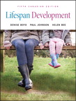 Lifespan Development, Fifth Canadian Edition, 5/e [book cover]